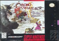 """Chrono Trigger"" box art"