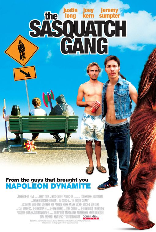Movie Review: (2006) The Sasquatch Gang « MusicGeek.org